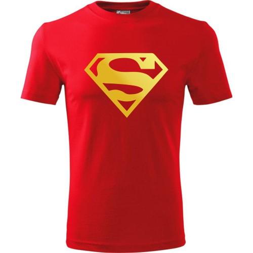 18887f962 Męska koszulka - SUPER ZŁOTY, śmieszne koszulki, pomysł na super ...